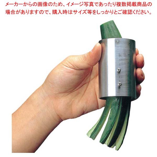【まとめ買い10個セット品】 ヒラノ ハンディータイプ きゅうりカッター HKY-6 6分割【 調理機械(下ごしらえ) 】