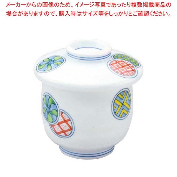 【まとめ買い10個セット品】 アルセラム強化食器 錦丸紋むし碗 EC4-78