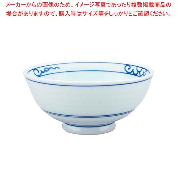 【まとめ買い10個セット品】 アルセラム強化食器 筋入飯碗 EC1-54