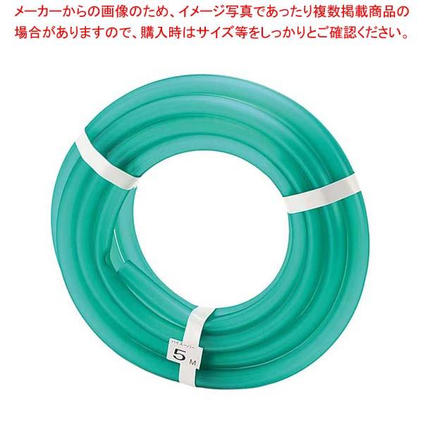 【まとめ買い10個セット品】 水道用ハイスーパーホース(φ15mm)普及タイプ 10m(緑色)HS-15 10G【 清掃・衛生用品 】
