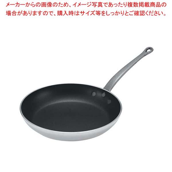 ムヴィエール シルバーストーン 丸型フライパン 9851-32cm【 フライパン 業務用 】
