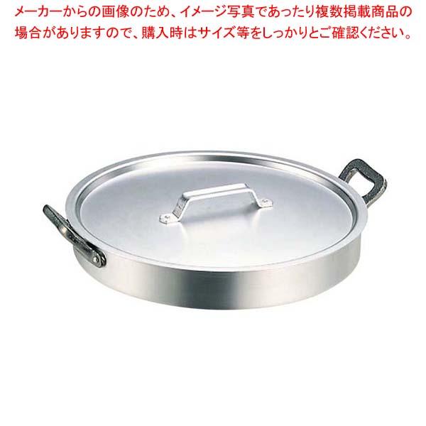 【まとめ買い10個セット品】 アルミ かつどん鍋 24cm【 ガス専用鍋 】