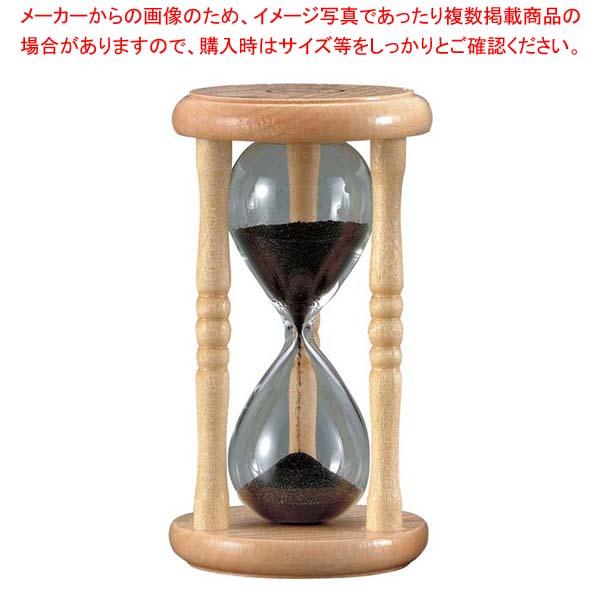【まとめ買い10個セット品】 木枠 砂時計 2分計
