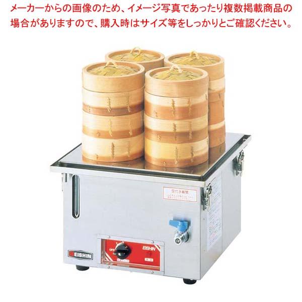 エイシン 電気蒸器 YM-11【 すし・蒸し器・セイロ類 】