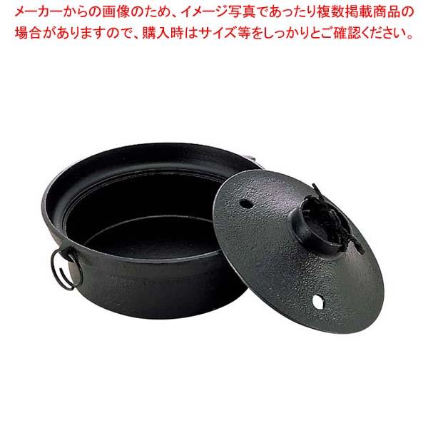 【まとめ買い10個セット品】 IK 鉄 しゃぶしゃぶ鍋【 卓上鍋・焼物用品 】