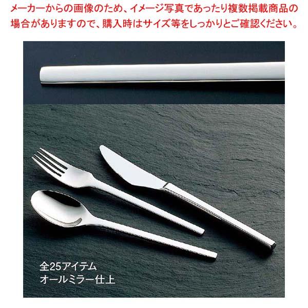 【まとめ買い10個セット品】 18-8 スクウェア フルーツフォーク(H・H)