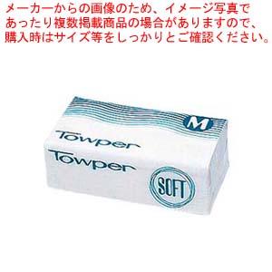 【まとめ買い10個セット品】 トウカイ ペーパータオル タウパーソフトM(200組×25束)【 清掃・衛生用品 】