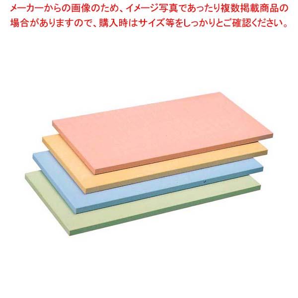 【まとめ買い10個セット品】 アサヒ カラーまな板(合成ゴム)SC-102 グリーン 【 まな板 カッティングボード 業務用 業務用まな板 】