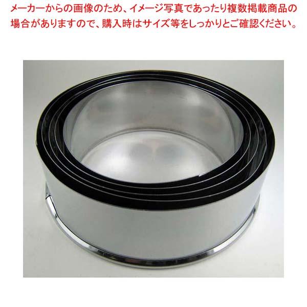 【まとめ買い10個セット品】 EBM 18-0 パテ抜 丸 5pcsセット(#14~18)
