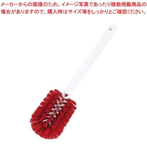 【まとめ買い10個セット品】 カーライル メッシュブラシ M 40000-05 レッド【 清掃・衛生用品 】