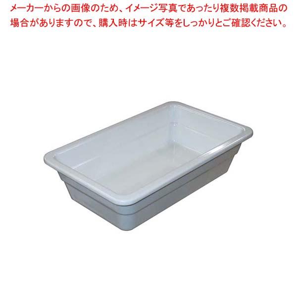 【まとめ買い10個セット品】 メラミン ガストロノームパン 1/4 65mm MEGN-1465【 ディスプレイ用品 】