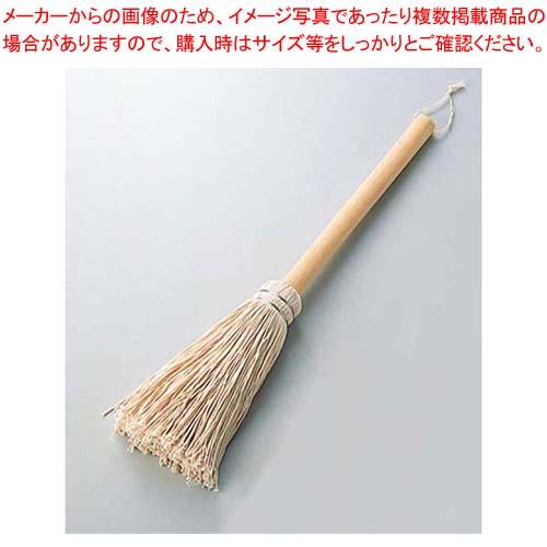 【まとめ買い10個セット品】 木柄 鉄板用 油フキ 大 全長470