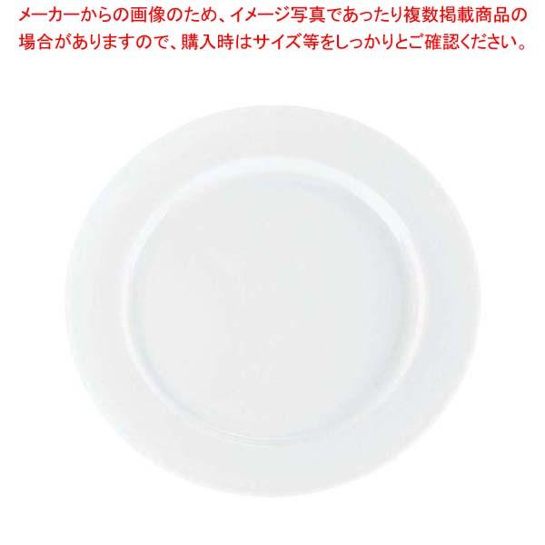 【まとめ買い10個セット品】 W・W ホワイトコノート ランチプレート 29cm 53610003294【 和・洋・中 食器 】