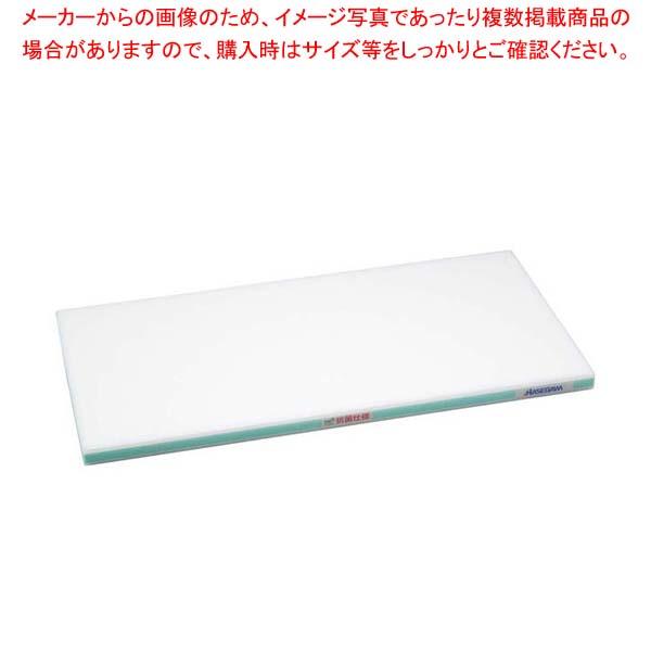 【まとめ買い10個セット品】 抗菌かるがるまな板 SDK 600×350×20 ホワイト/緑線【 まな板 カッティングボード 業務用 業務用まな板 】