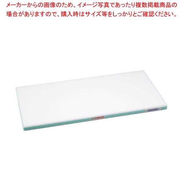 抗菌かるがるまな板 HDK 1000×450×40 ホワイト/緑線【 まな板 カッティングボード 業務用 業務用まな板 】【 メーカー直送/代金引換決済不可 】
