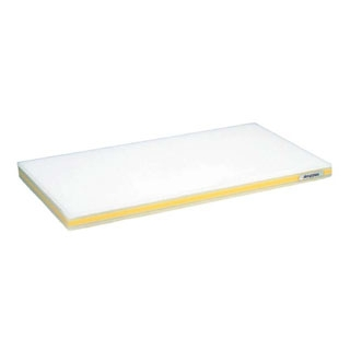 抗菌 おとくまな板 OTK05 600×300×35 イエロー【 まな板 カッティングボード 業務用 業務用まな板 】