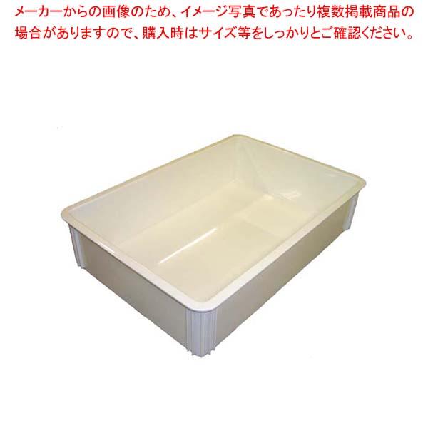 【まとめ買い10個セット品】 キャンブロ ピザ生地ボックス 深型 DB18266CW(148)