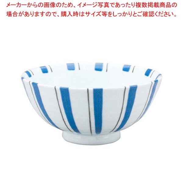 【まとめ買い10個セット品】 アルセラム強化食器 染付十草飯碗 EC1-22