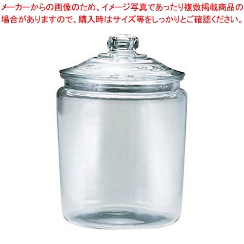 【まとめ買い10個セット品】 ガラス ストレートジャー 372(7.6L)【 ストックポット・保存容器 】