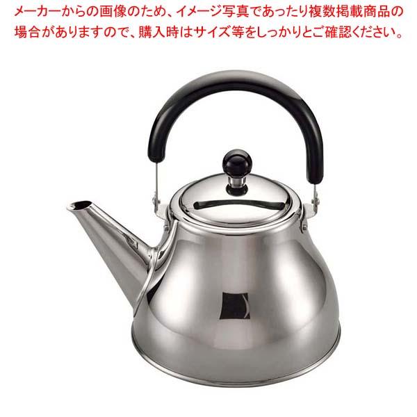 【まとめ買い10個セット品】 18-10 エクストラ ケットル 2.8L