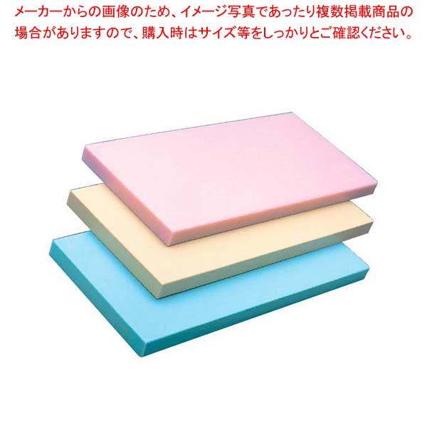 【まとめ買い10個セット品】 ヤマケン K型オールカラーまな板 K6 750×450×20ブルー【 まな板 カッティングボード 業務用 業務用まな板 】