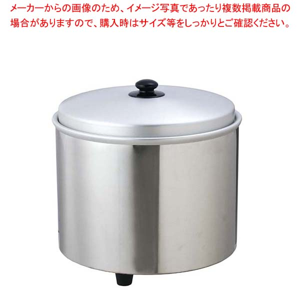 オール ステンレス 電気櫃エバーホット ライス用(中木枠付)NK-40S【 炊飯器・スープジャー 】