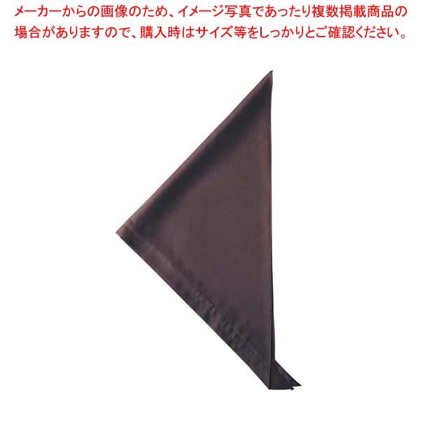 【まとめ買い10個セット品】 三角巾 JY4672-6 ブラウン フリー