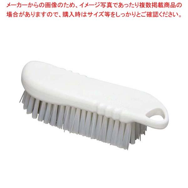 【まとめ買い10個セット品】 HPハンドブラシ L(ハード)ホワイト 55095【 清掃・衛生用品 】