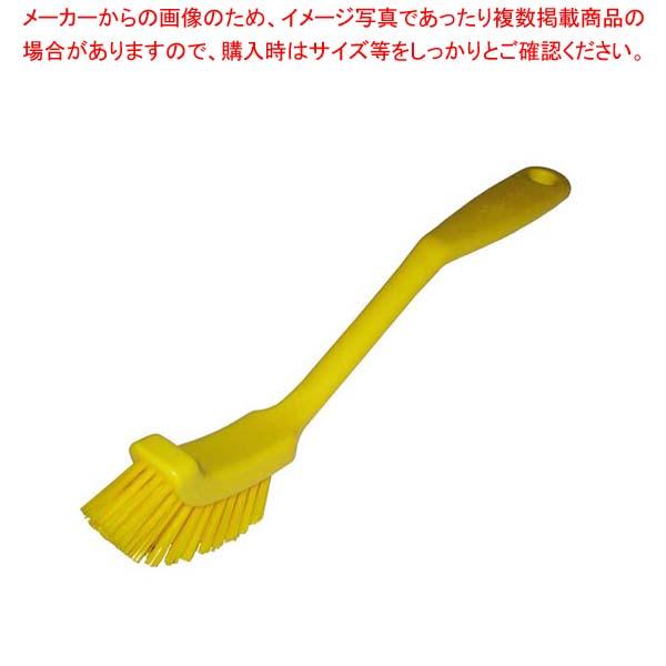 【まとめ買い10個セット品】 HPディッシュブラシ スリム イエロー 55823