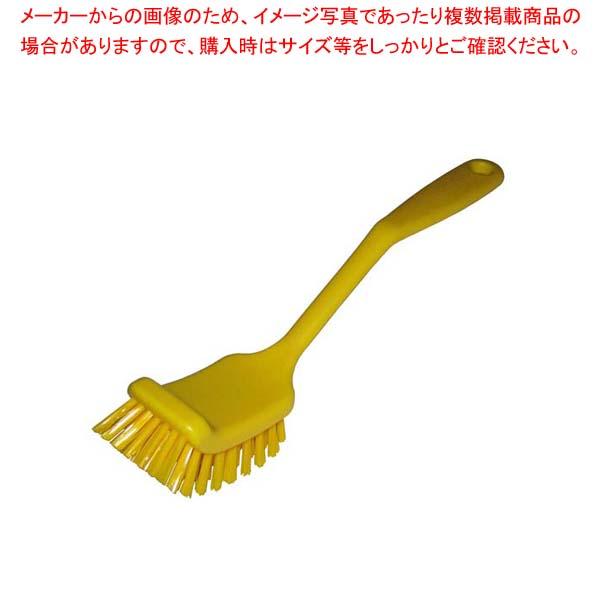 【まとめ買い10個セット品】 HPディッシュブラシ ワイド イエロー 55833