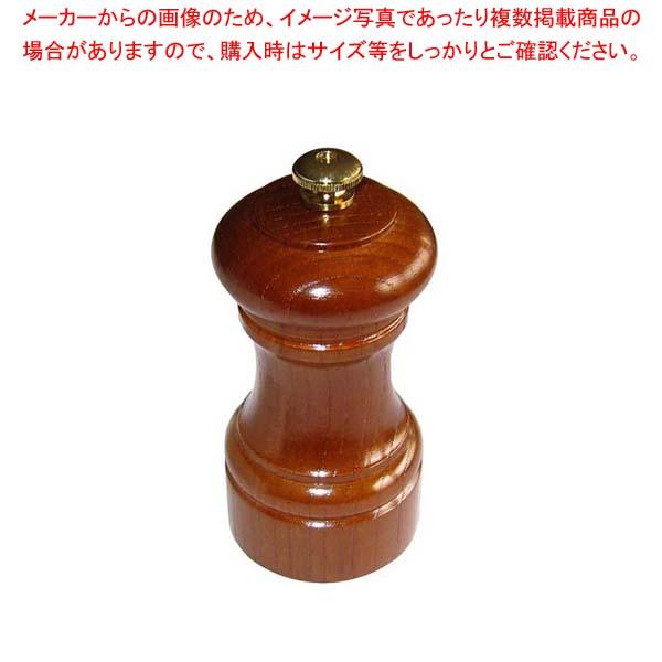 【まとめ買い10個セット品】 IKEDA ペパーミル(ケヤキ)3101【 卓上小物 】