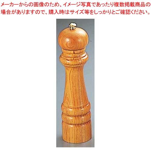 【まとめ買い10個セット品】 IKEDA ペパーミル(ケヤキ)9111【 卓上小物 】