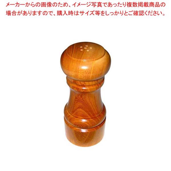 【まとめ買い10個セット品】 IKEDA ソルト入れ(ケヤキ)4112【 卓上小物 】