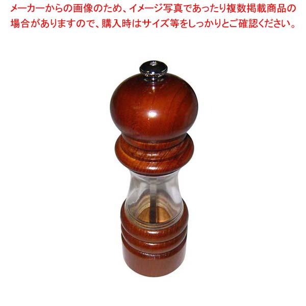 【まとめ買い10個セット品】 IKEDA クリスタルウッド ソルトミル 6705【 卓上小物 】