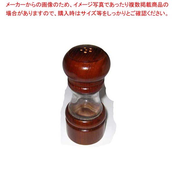 【まとめ買い10個セット品】 IKEDA クリスタルウッド ソルト入れ 4702