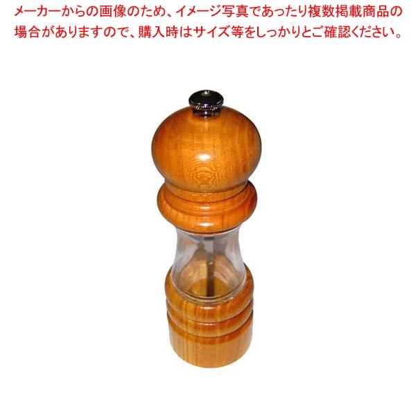 【まとめ買い10個セット品】 IKEDA クリスタルウッド ソルトミル 6715【 卓上小物 】