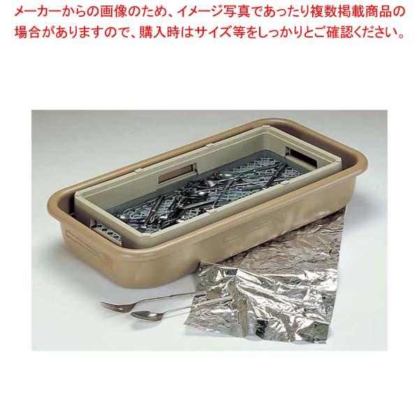 【まとめ買い10個セット品】 レーバン シルバー浸漬用 ソークパン【 清掃・衛生用品 】