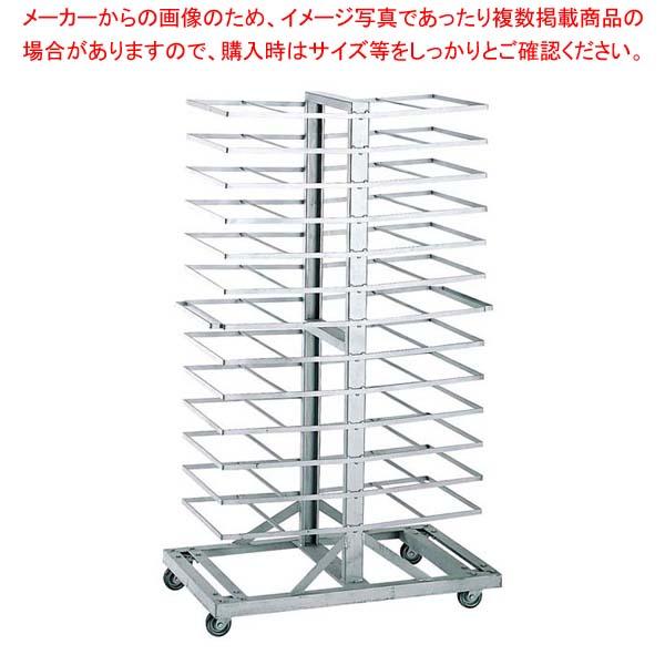 鉄 トンボラック 両袖(26枚差)8枚取用【 製菓・ベーカリー用品 】