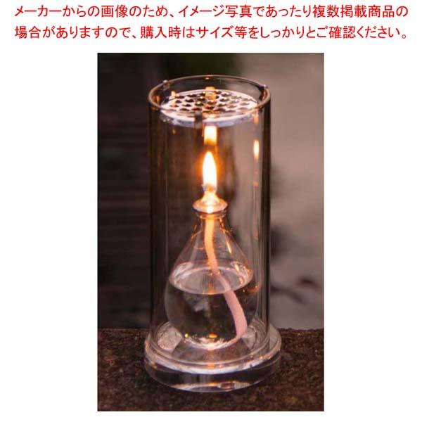【まとめ買い10個セット品】 風防付オイルランプ HB-83-100C