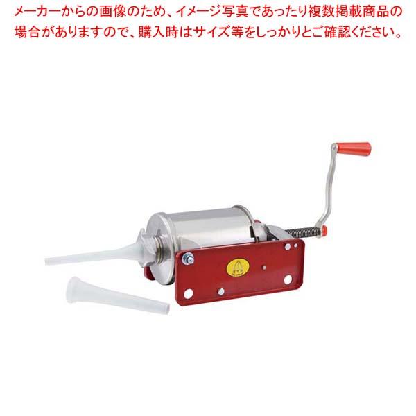 ソーセージ フィーラー Model.3 横型 3L【 調理機械(下ごしらえ) 】
