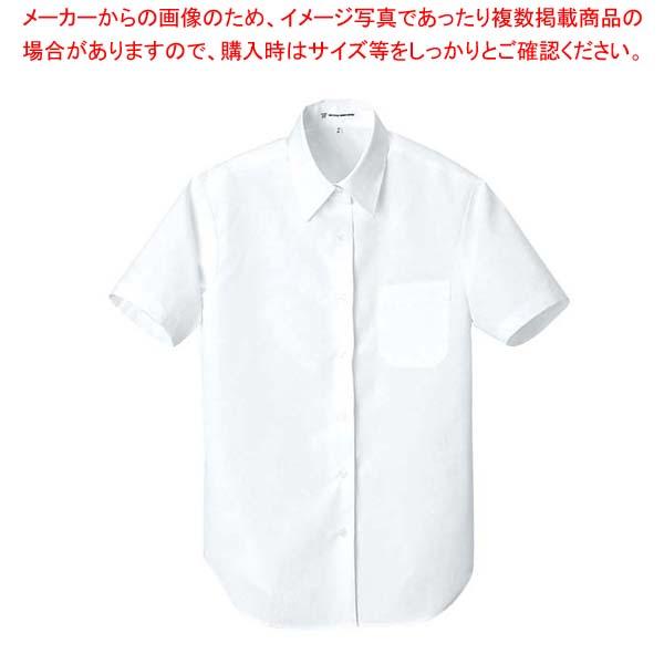【まとめ買い10個セット品】 シャツ(女性用)UH7603-0 ホワイト 11号
