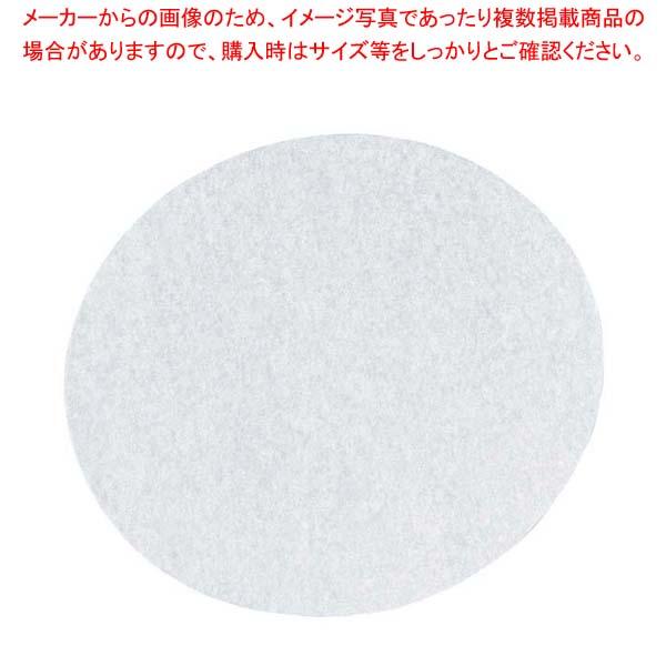 【まとめ買い10個セット品】 リンベシート丸型 穴なし(500枚入)RS-100【 すし・蒸し器・セイロ類 】