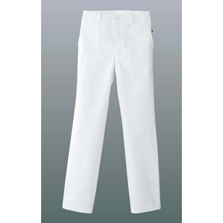 【まとめ買い10個セット品】 パンツ QL7331-0 4L 男女兼用 ナチュラルホワイト