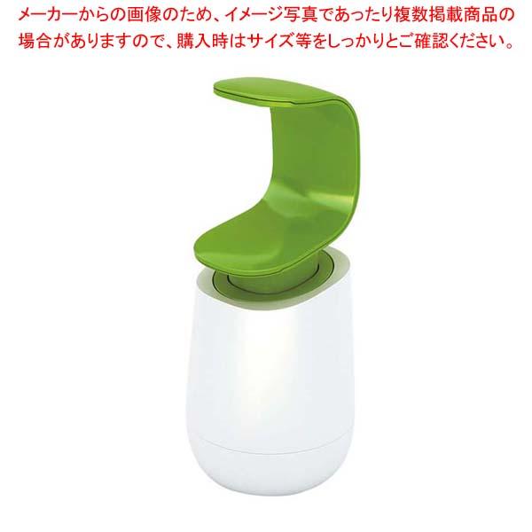 【まとめ買い10個セット品】 C-ポンプ ホワイト/グリーン【 清掃・衛生用品 】