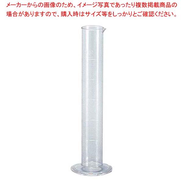 【まとめ買い10個セット品】 TPX メスシリンダー 1017 500cc
