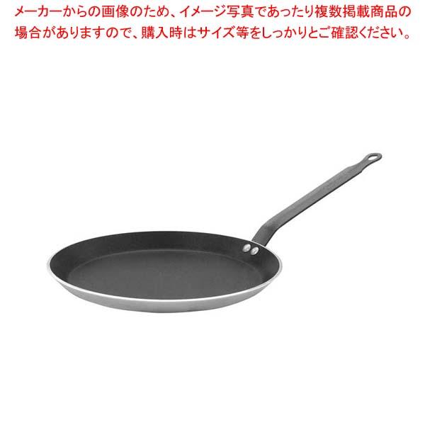 【まとめ買い10個セット品】 デバイヤー アルミノンスティック クレープパン 8185-30cm
