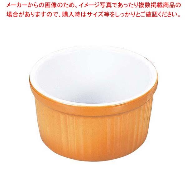 【まとめ買い10個セット品】 バウシャ ラメキン 622-7 カラー φ73【 オーブンウェア 】
