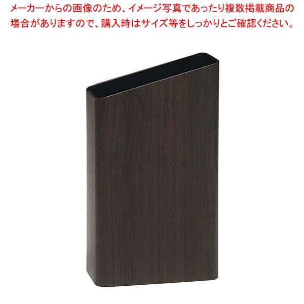【まとめ買い10個セット品】 サイドバケット(大)ダークオーク OXL-41