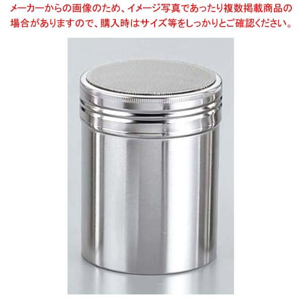 【まとめ買い10個セット品】 18-8 パウダー缶 ジャンボ
