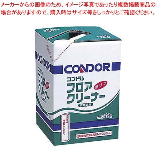 【まとめ買い10個セット品】 コンドル フロア用クリーナー 洗剤 4L